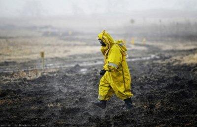 Поставка приладів та апаратури для виявлення радіоактивних і ядерних матеріалів на КПП Чорнобильської зони відчуження (для ДСНВП «Екоцентр»)