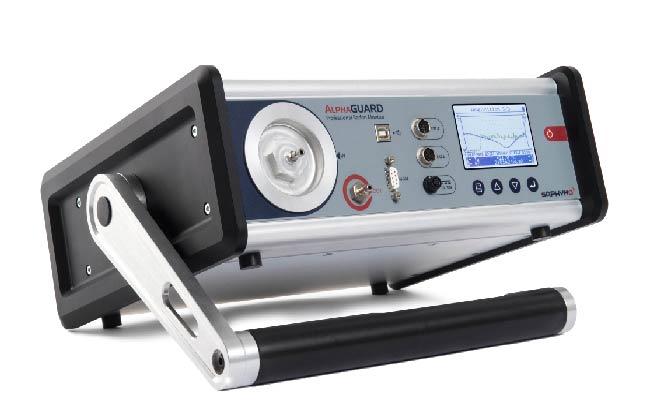 Поставка обладнання радіаційного контролю (для ДСНВП «Екоцентр»)